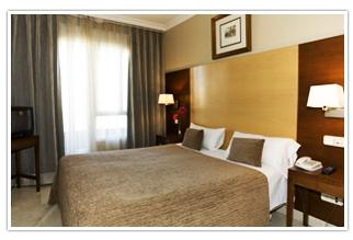 the hotel suites barrio de salamanca was transformed from an original historical building that was once a studentus residence that housed important